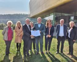 """""""Arche Nebra"""": Ministerium fördert Modernisierung mit drei Millionen Euro"""